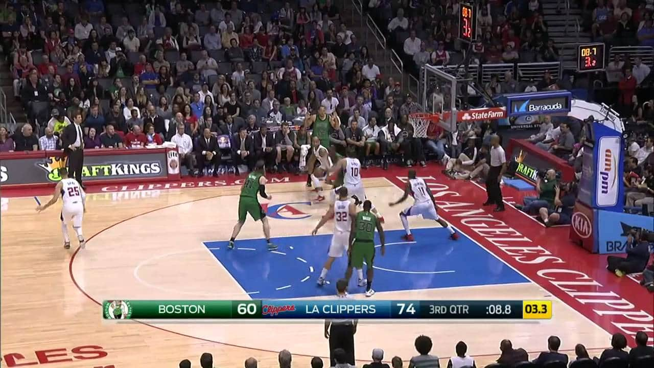 NBA: Los Angeles Clippers – Boston Celtics (102:93)