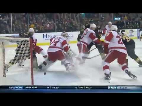 Detroit Red Wings – Boston Bruins (0:1)
