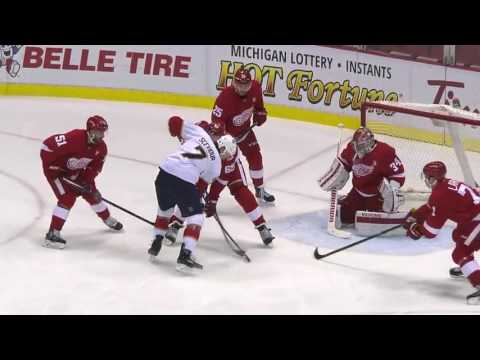 Detroit Red Wings – Florida Panthers (2:5)