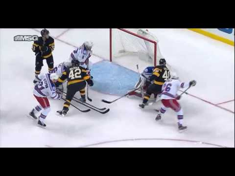 Boston Bruins – New York Rangers (2:5)