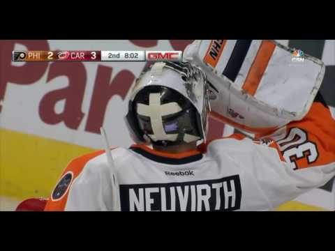 Carolina Hurricanes – Philadelphia Flyers (3:4)