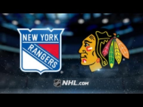 Chicago Blackhawks – New York Rangers (0:1 pp)