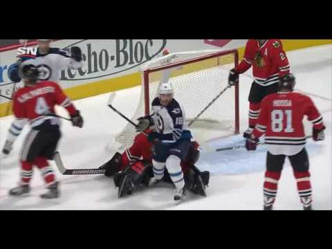Chicago Blackhawks – Winnipeg Jets (1:2)