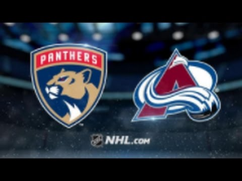 Colorado Avalanche – Florida Panthers (1:3)