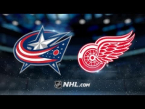 Detroit Red Wings – Columbus Blue Jackets (1:4)