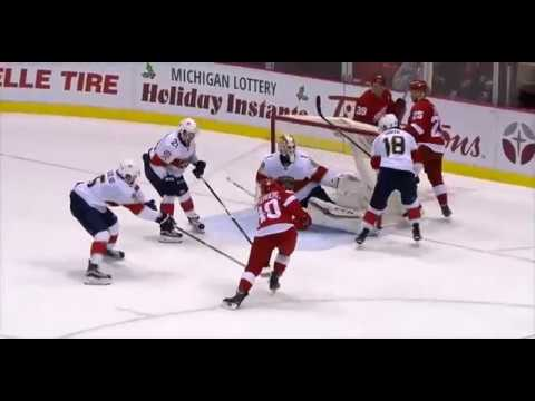 Detroit Red Wings – Florida Panthers (1:2 pp)
