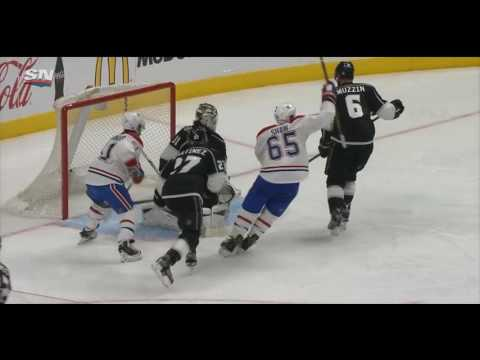 Los Angeles Kings – Montréal Canadiens (4:5 sn)