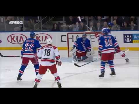 New York Rangers – Carolina Hurricanes (4:2)