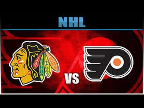 Philadelphia Flyers – Chicago Blackhawks (3:1)