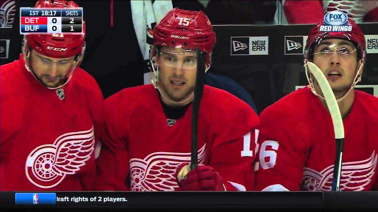 Pittsburgh Penguins – Detroit Red Wings (5:3)