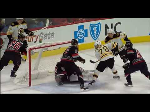 Carolina Hurricanes – Boston Bruins (4:3)