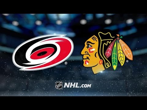 Chicago Blackhawks – Carolina Hurricanes (2:1)