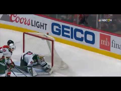 Chicago Blackhawks – Minnesota Wild (2:3)