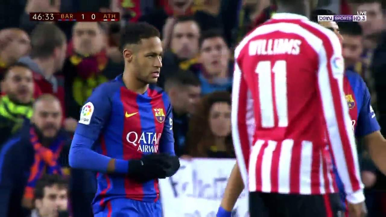 Copa del Rey: FC Barcelona – Athletic Bilbao (3:1)