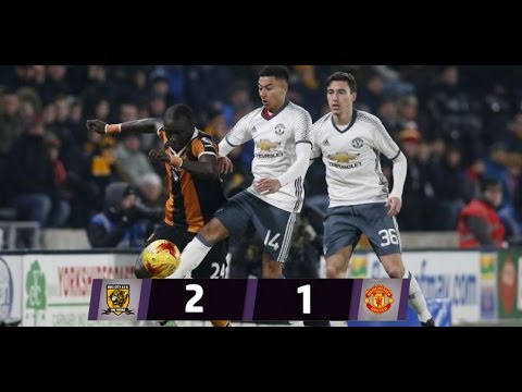 EFL Cup: Hull City – Manchester United (2:1)