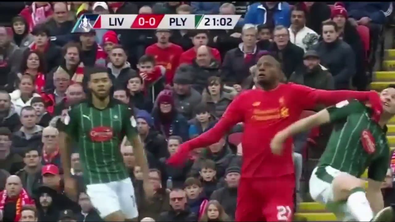 FA Cup: Liverpool – Plymouth Argyle (0:0)