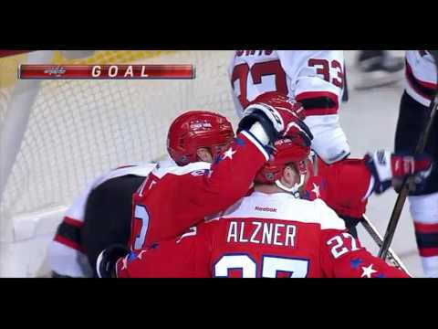 New Jersey Devils – Washington Capitals (2:6)