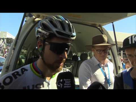 Tour Down Under 2017 – 1. etapa (118 km)