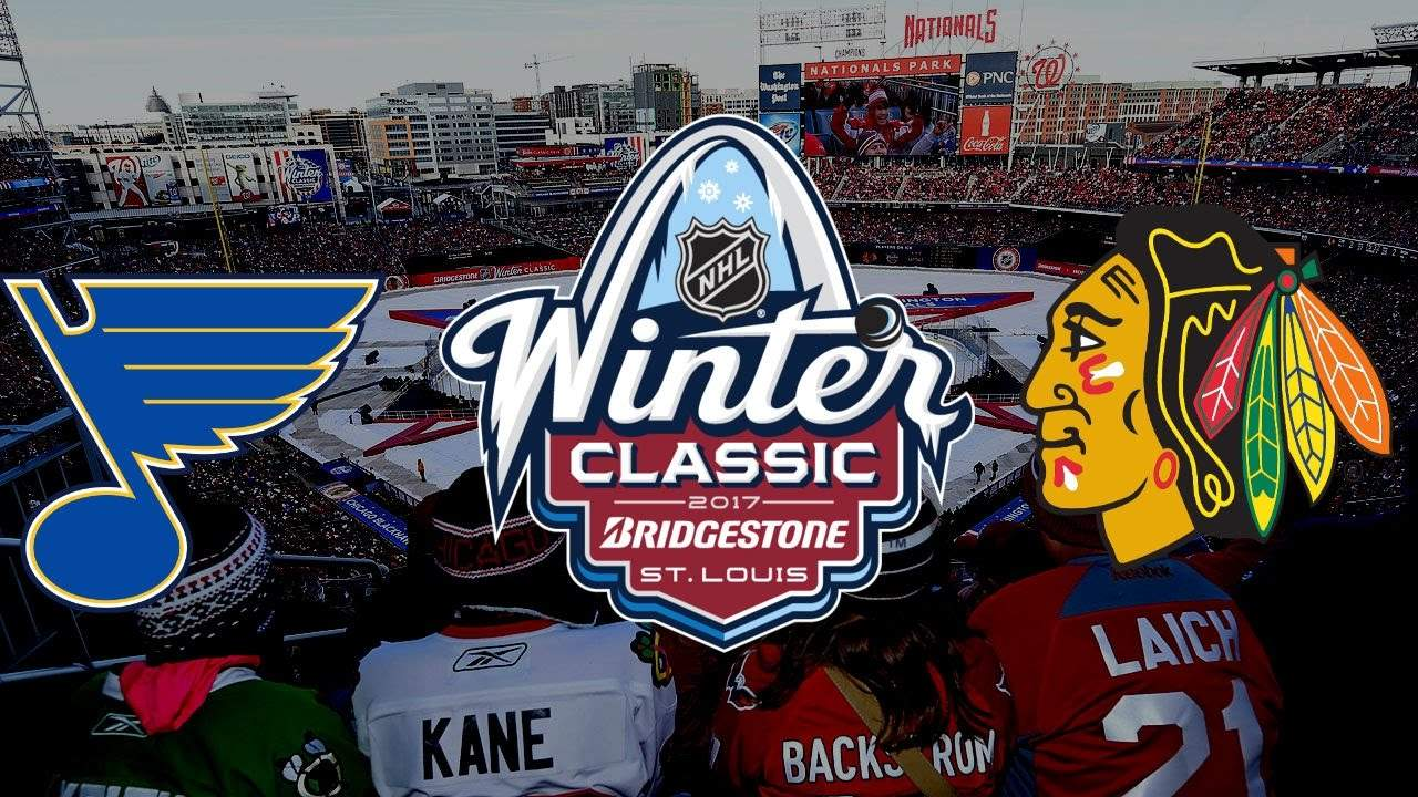 Winter Classic: St. Louis – Chicago (4:1)
