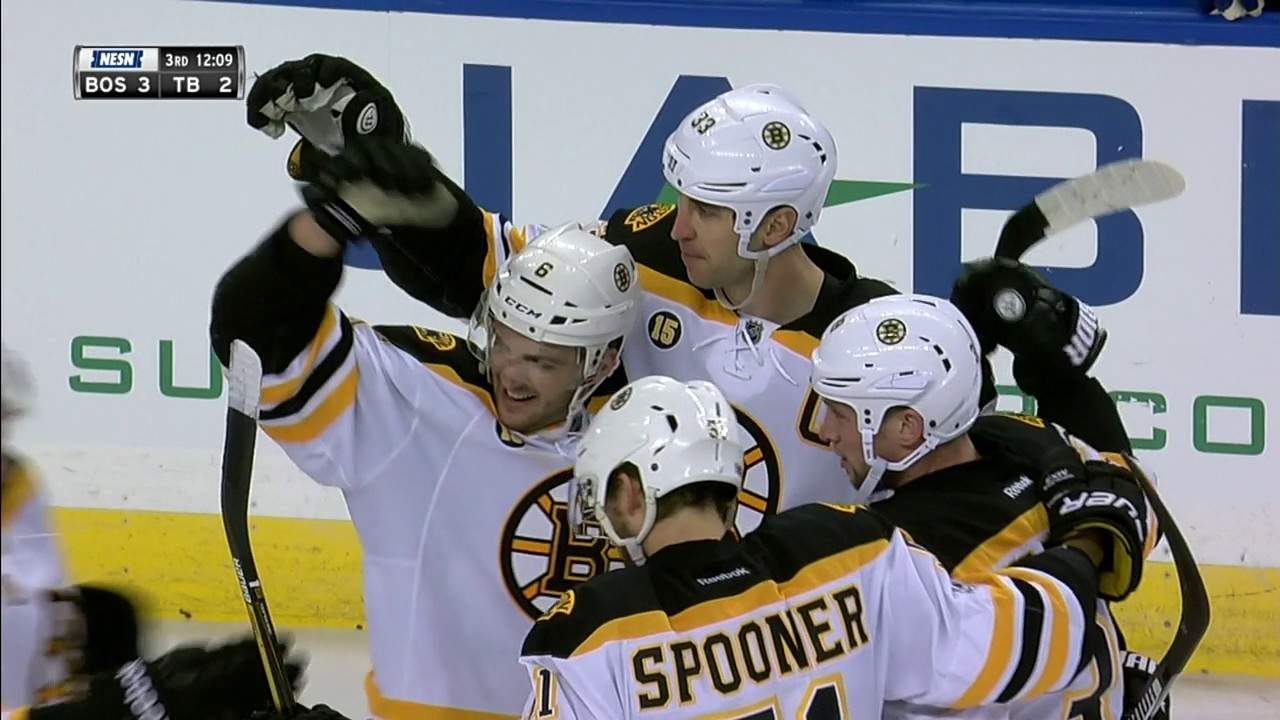 Dallas Stars – Boston Bruins (3:6)
