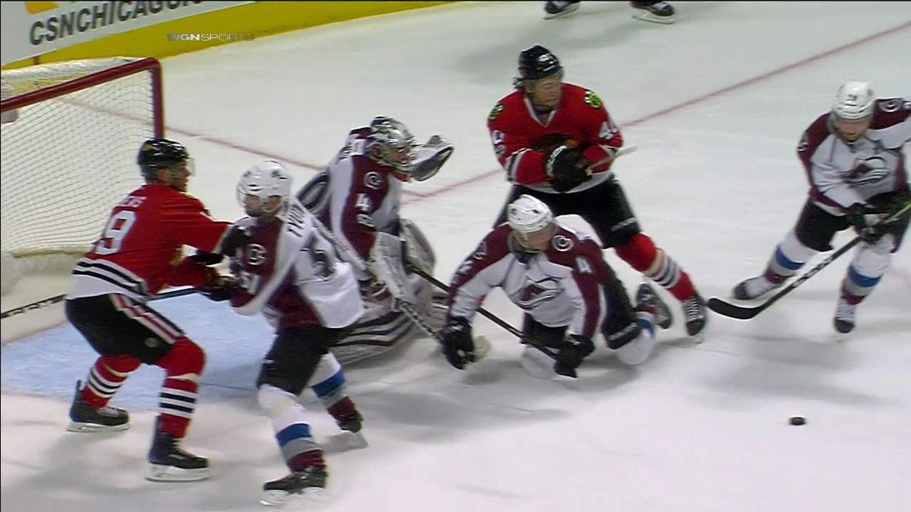 Chicago Blackhawks – Colorado Avalanche (6:3)