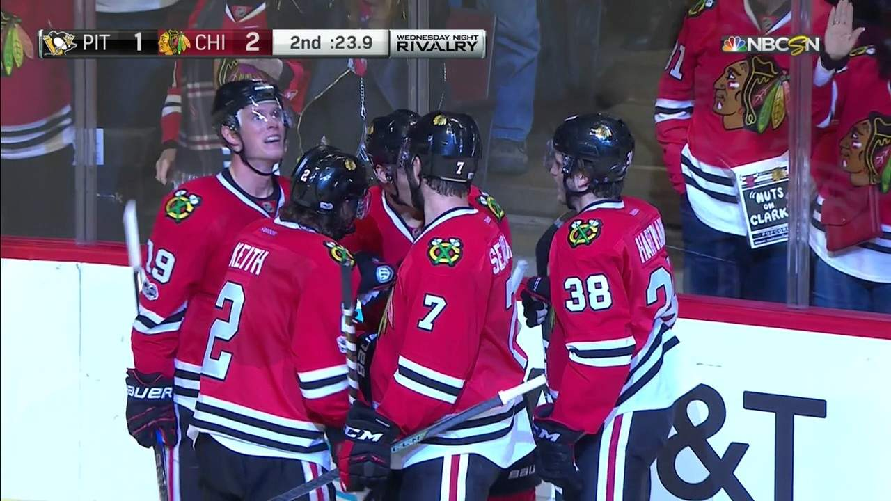 Chicago Blackhawks – Pittsburgh Penguins (4:1)