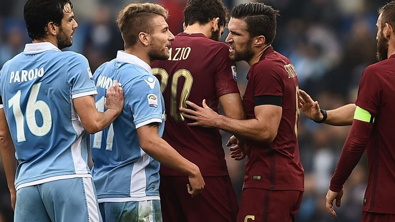 Coppa Italia: Lazio Rím – AS Rím (2:0)