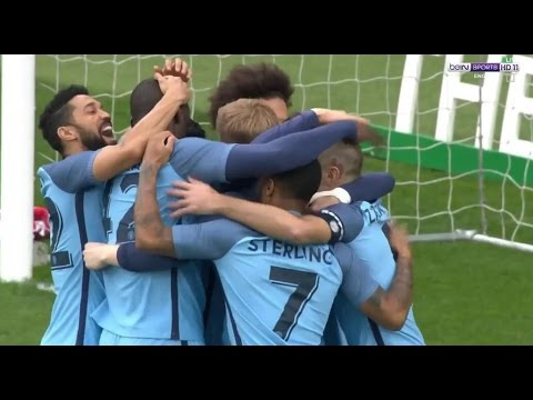 FA Cup: Middlesbrough – Man City (0:2)