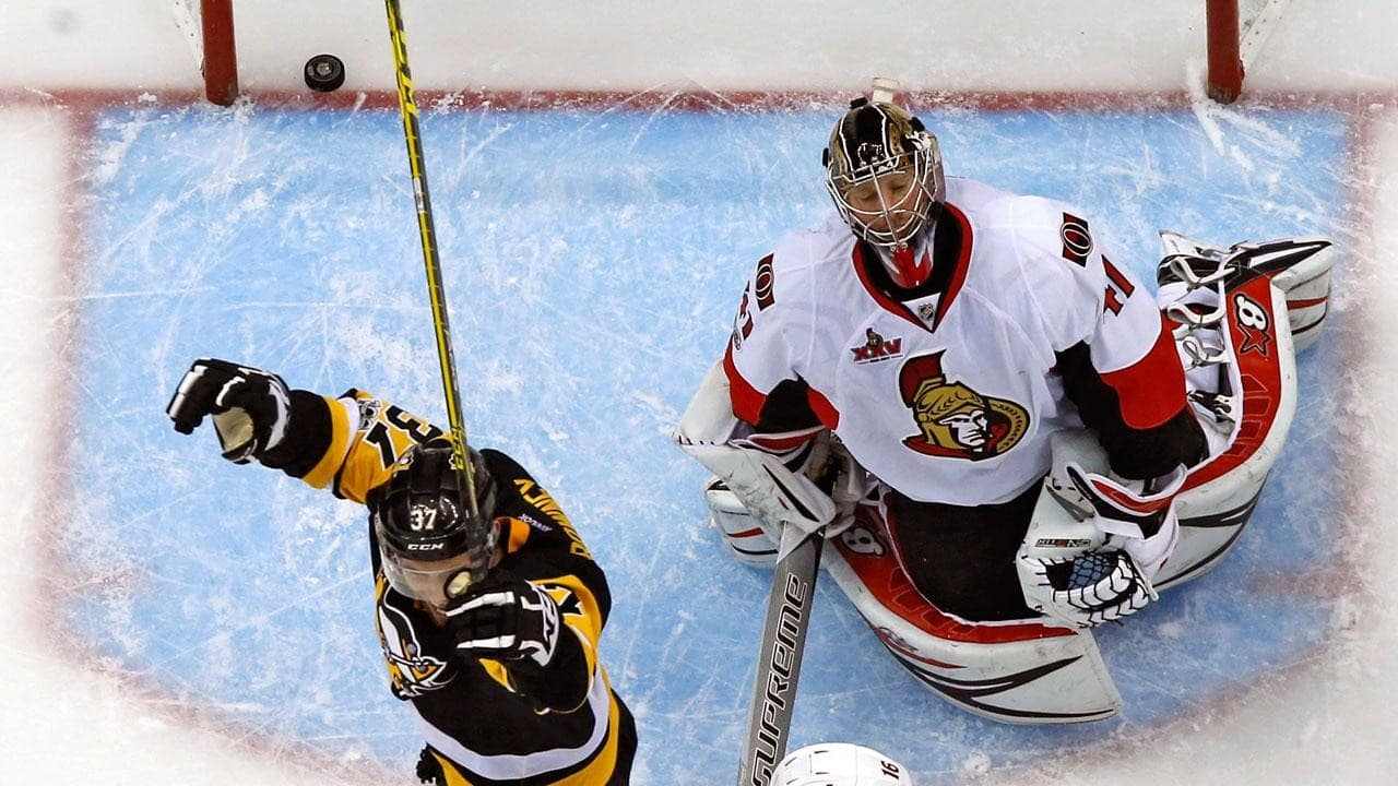 Pittsburgh Penguins – Ottawa Senators (7:0)
