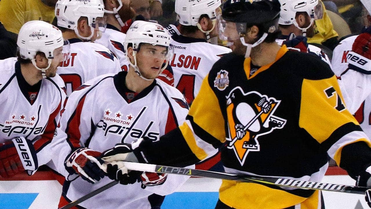 Pittsburgh Penguins – Washington Capitals (2:5)