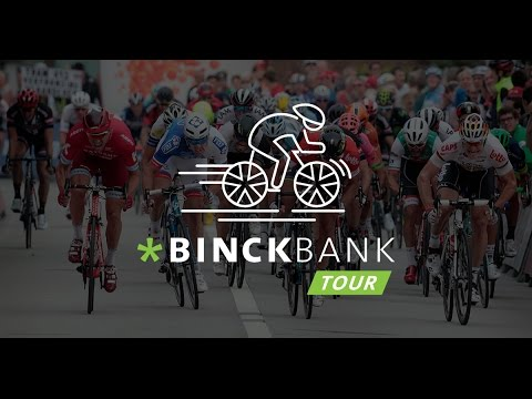 BinckBank Tour 2017 – program a zostrihy