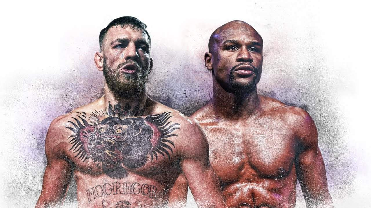 Box: Floyd Mayweather – Conor McGregor