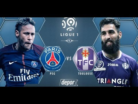 Ligue 1: Paris Saint-Germain – Toulouse (6:2)
