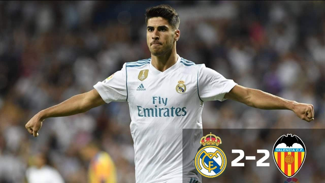 Real Madrid – Valencia (2:2)