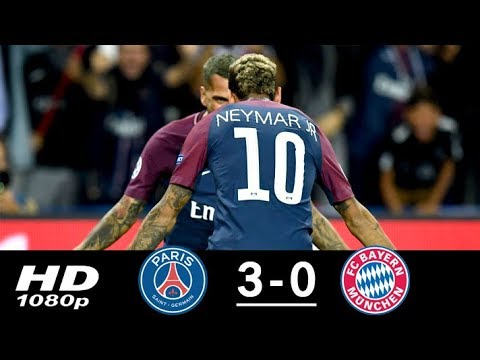 Paris Saint-Germain – Bayern Mníchov (3:0)