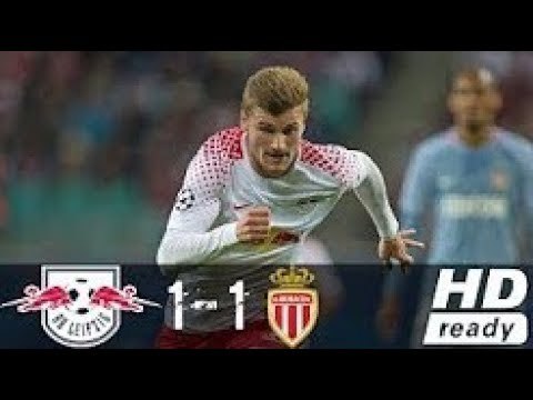 RB Leipzig – AS Monaco FC (1:1)