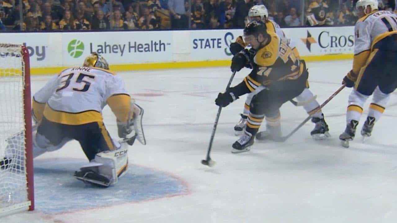Boston Bruins – Nashville Predators (4:3)