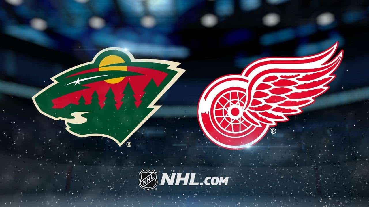 Detroit Red Wings – Minnesota Wild (4:2)