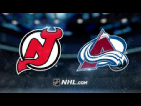 New Jersey Devils – Colorado Avalanche (4:1)