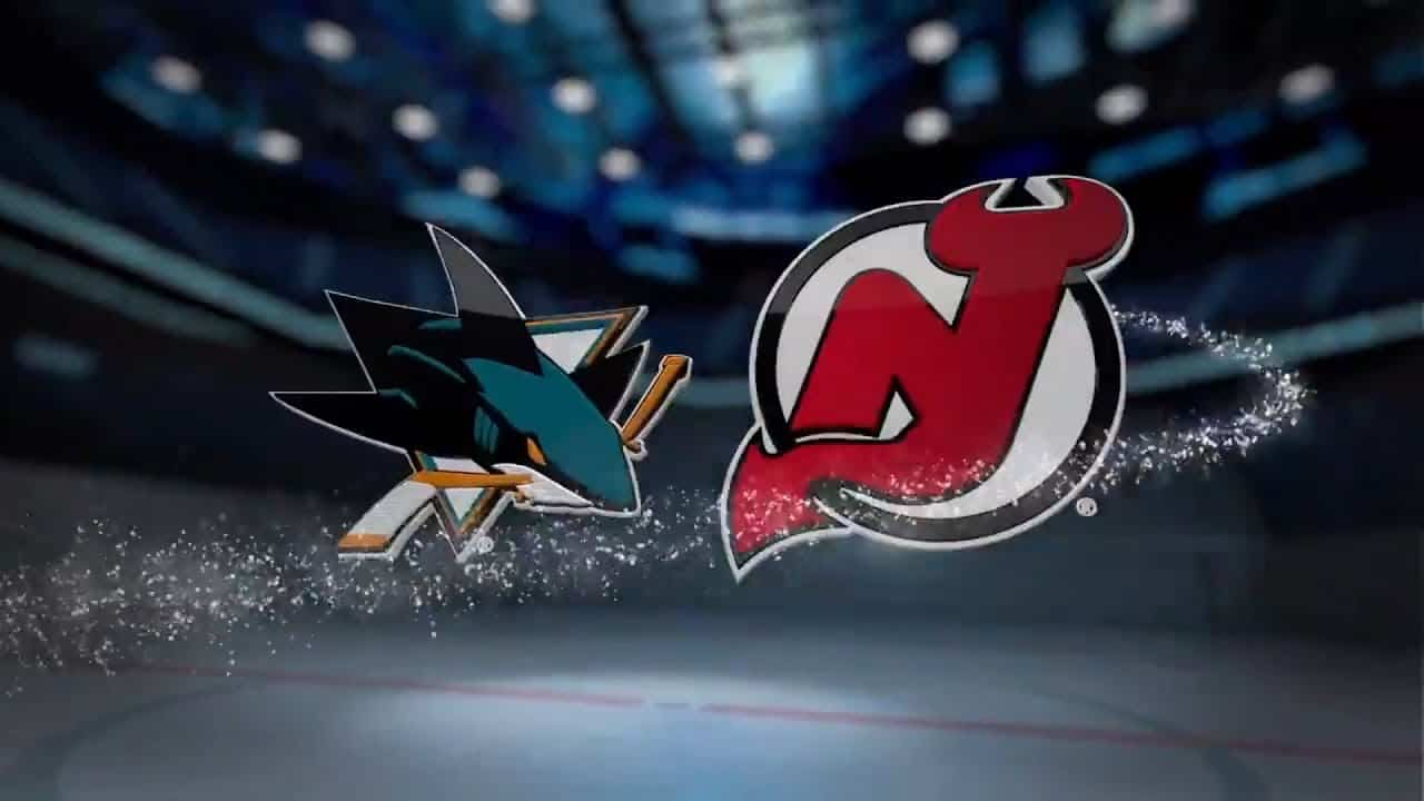 New Jersey Devils – San Jose Sharks (0:3)