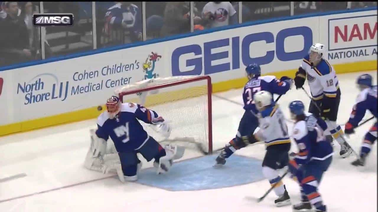 New York Islanders – St. Louis Blues (2:3 sn)