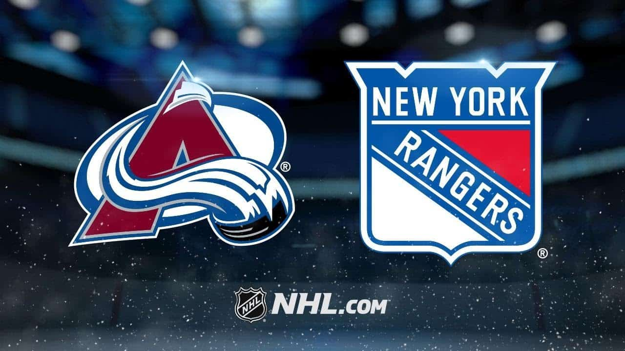 New York Rangers – Colorado Avalanche (2:4)