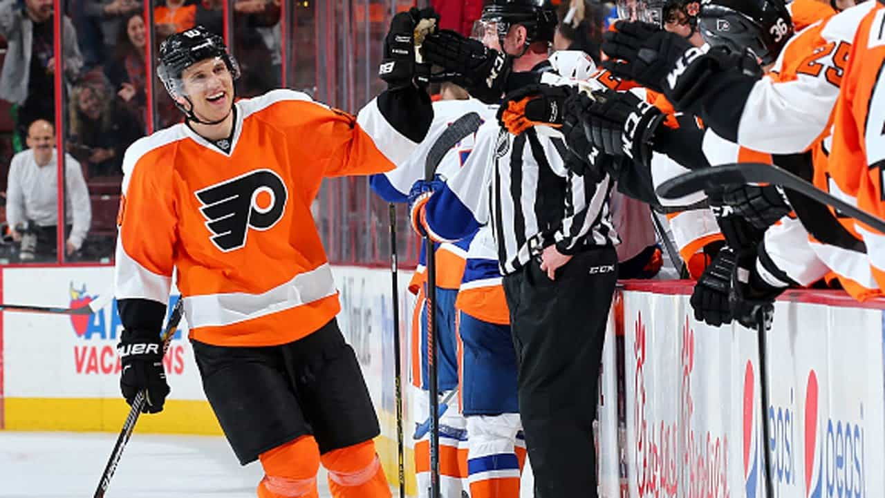 Philadelphia Flyers – New York Islanders (2:5)