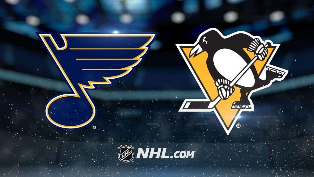 Pittsburgh Penguins – St. Louis Blues (4:5)