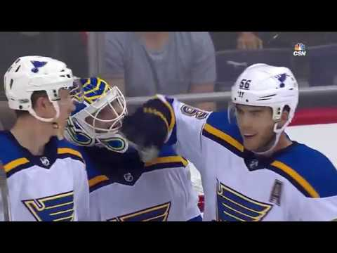 St. Louis Blues – Washington Capitals (3:4)