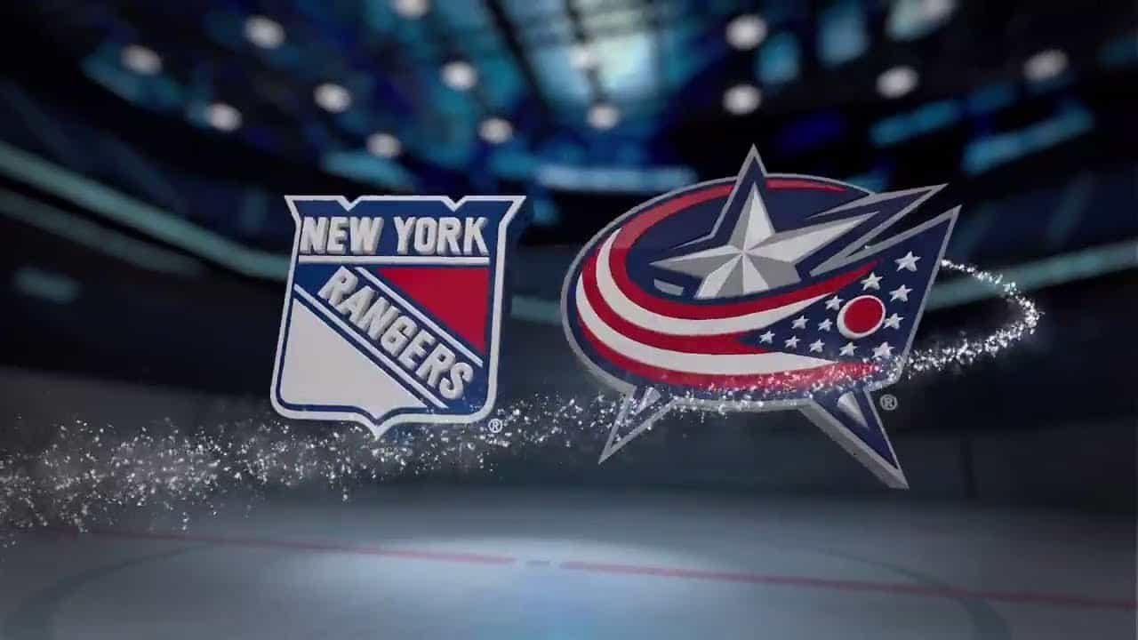Columbus Blue Jackets – New York Rangers (2:0)