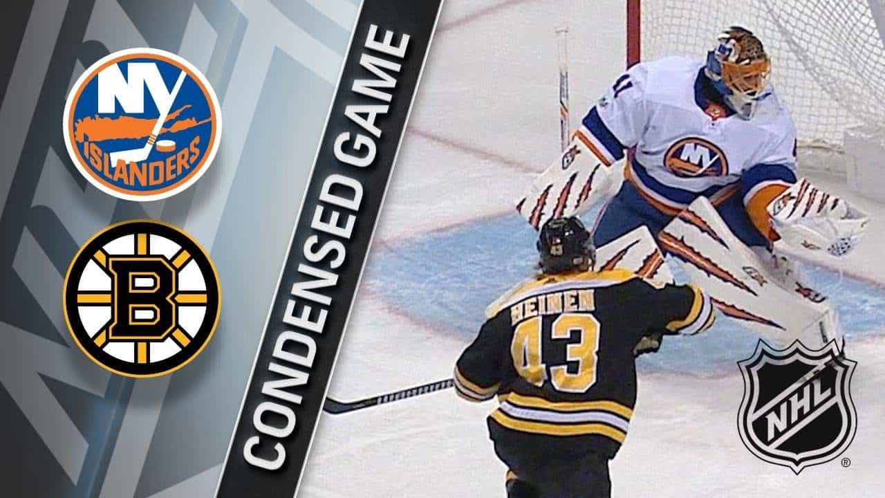 Boston Bruins – New York Islanders (3:1)