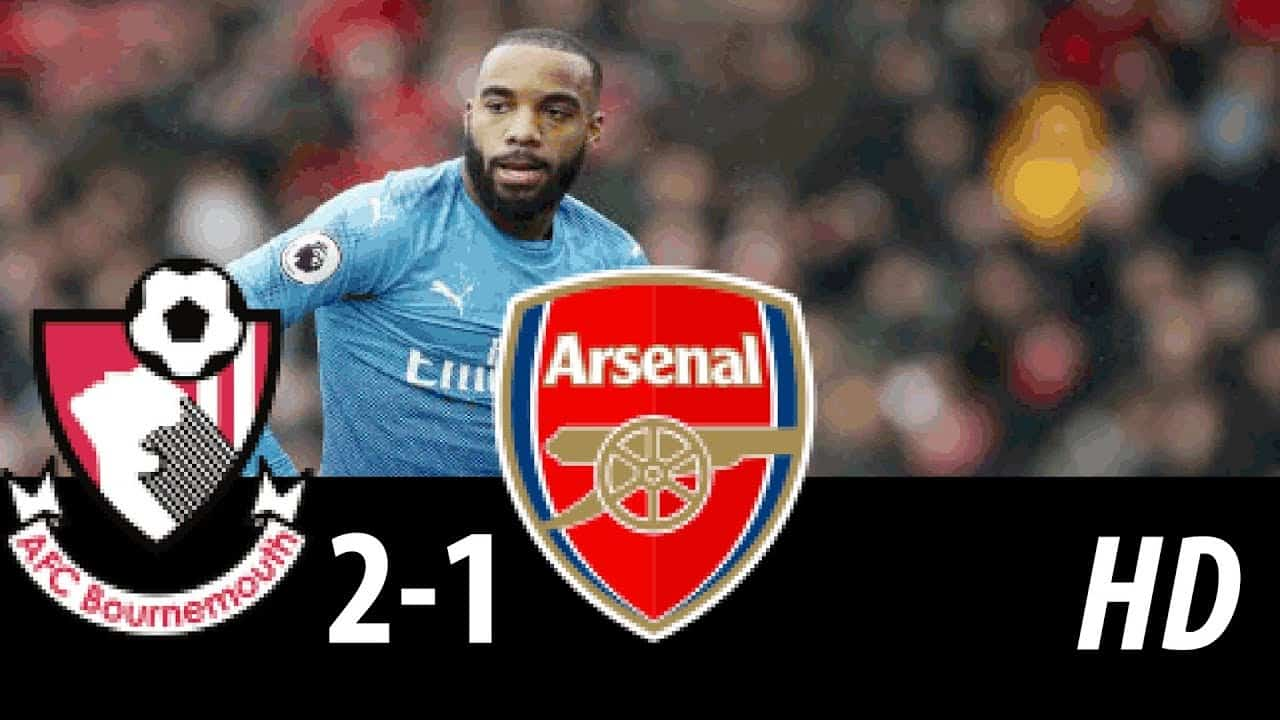 Bournemouth – Arsenal (2:1)
