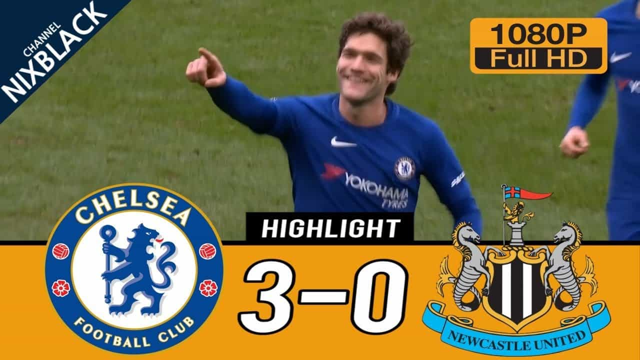 Chelsea FC – Newcastle United (3:0)