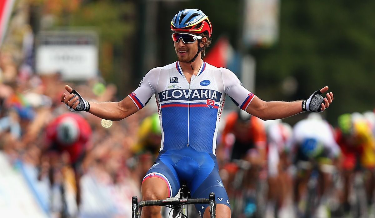 Superstar made in Slovakia - Peter Sagan